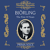 Björling: The First Ten Years by Jussi Björling