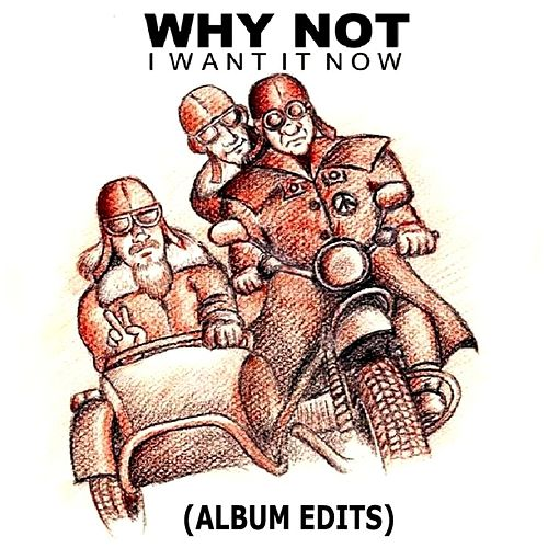 I Want It Now Album Edits by Why Not