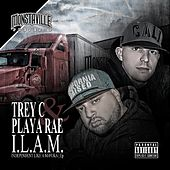 I.L.A.M. - Independent Like a M#F*ka - EP by Playa Rae