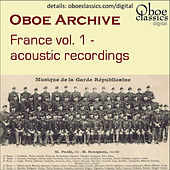 Oboe Archive, France, Vol. 1 by Various Artists