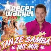 Tanze Samba mit mir (A far l'amore comincia tu) by Peter Wackel