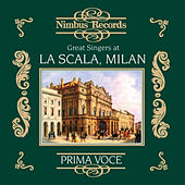 Great Singers at La Scala, Milan by Various Artists