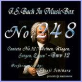 Cantata No. 12, Weinen, Klagen, Sorgen, Zagen, BWV12 by Shinji Ishihara