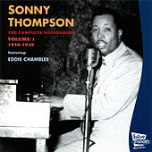 The Complete Recordings, Vol. 1 1946-1948 by Sonny Thompson