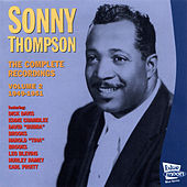The Complete Recordings, Vol. 2 1949-1951 by Sonny Thompson