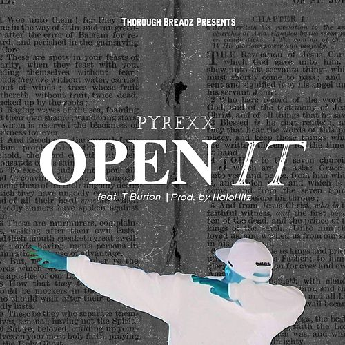 Open It (feat. T Burton) by Pyrexx