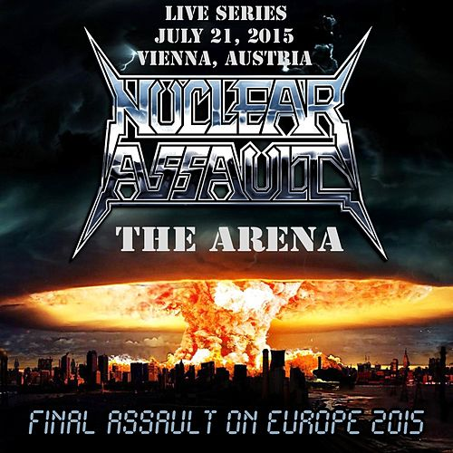 Live in Vienna, Austria by Nuclear Assault