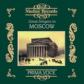 Great Singers in Moscow by Various Artists