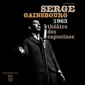 Theatre Des Capucines by Serge Gainsbourg