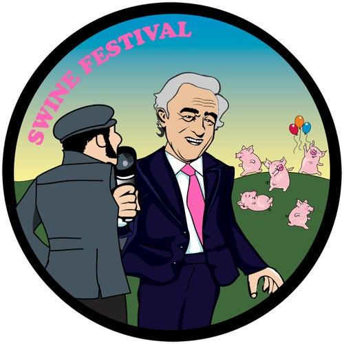 Swine Festival by Frank Kelly