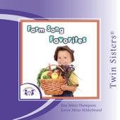 Twin Sisters: Farm Song Favorites by Kim Mitzo Thompson