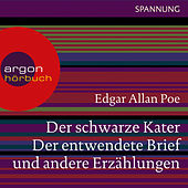 Der schwarze Kater, Der entwendete Brief u.a. (Ungekürzte Lesung) by Edgar Allan Poe