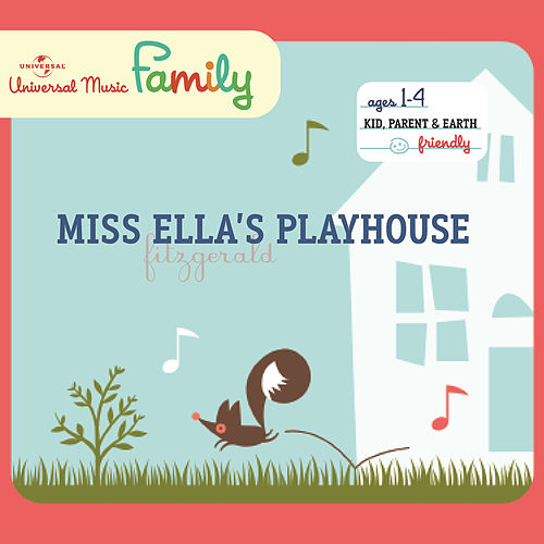 Miss Ella's Playhouse by Ella Fitzgerald