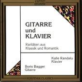 Saitenspruenge im Duett - Gitarre und Klavier by Kalle Randalu Boris Bagger