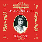 Marian Anderson in Song Vol. 2 von Various Artists