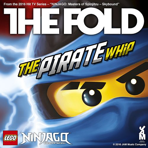 Lego Ninjago - The Weekend Whip - The Pirate Whip by The Fold