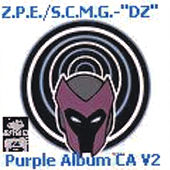 Drop-Zone the Purple Album Mixtape Chapter a Volume 2 by Various Artists