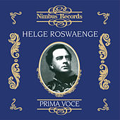 Helge Roswaenge (Recorded 1933 - 1942) by Various Artists