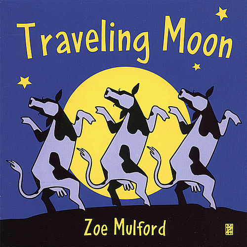 Traveling Moon by Zoe Mulford