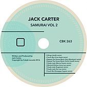 Samurai, Vol. 2 - EP by Jack Carter