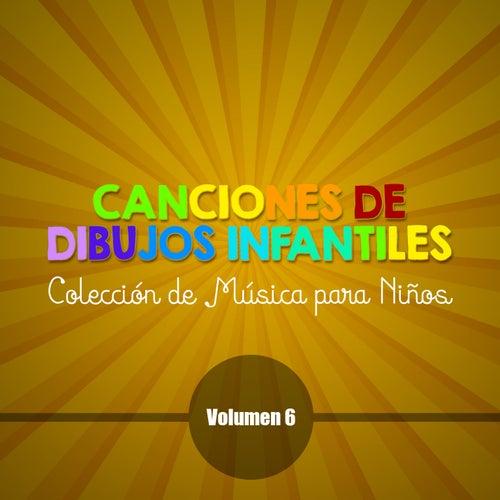 Canciones de Dibujos Infantiles Colección de Música para Niños (Vol. 6) by Rainbow