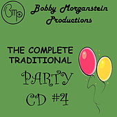 The Complete Traditional Party CD by Bobby Morganstein