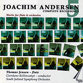 Joachim Andersen: Complete works for flute vol 5 by Thomas Jensen
