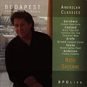BPO Live: American Classics by Budapest Philharmonic Orchestra