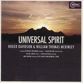 Roger Davidson & William Thomas McKinley: Universal Spirit by Slovak Philharmonic Choir