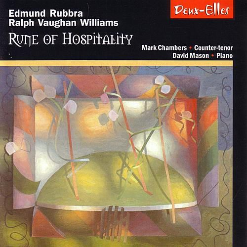 Rubbra / Vaughan Williams: Rune of Hospitality by The Caractacus String Quartet