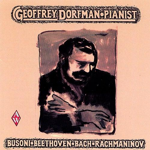Busoni, Beethoven, Bach, Rachmaninov by Geoffrey Dorfman