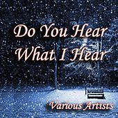 Do You Hear What I Hear von Various Artists