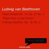 Red Edition - Beethoven: Piano Sonata No. 14
