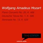Red Edition - Mozart: Piano Concerto No. 20, K. 466 & Serenade No. 13, K. 525 by Various Artists