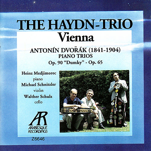 Dvořák: Piano Trios by The Hadyn Trio