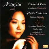 Lalo: Symphonie Espangnole - Sarasante: Concert Fantasie on Carmen - Prokofiev: Sonata for Solo Violin in D, et al. by Min-Jin Kym