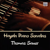 Haydn: Five Piano Sonatas by Thomas Sauer