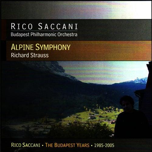 Strauss: Alpine Symphony von Rico Saccani