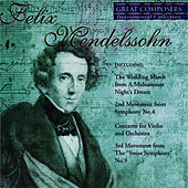 Great Composers Collection: Felix Mendelssohn by The London Fox Orchestra