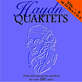 Haydn Quartets op33- Volume 2-Nos 4 To 6 by The London Fox Players