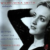 Britten, Schnittke & Shostakovich by Wilhelmina Smith