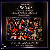 Florencio Asenjo: Music for Orchestra Volume II by Slovak Radio Symphony Orchestra