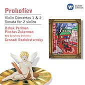 Prokofiev: Violin Concertos Nos.1&2; Sonata for 2 violins by Various Artists
