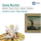 Jonathan Lemalu: Song recital by Roger Vignoles