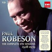 Paul Robeson: The Complete EMI Sessions 1928-1939 by Paul Robeson