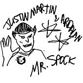 Mr. Spock by Justin Martin