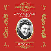 Zinka Milanov Sings Verdi by Various Artists