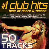 #1 Club Hits 2008 - Best Of Dance, House, Electro, Trance & Techno (50 Tracks!) by Various Artists
