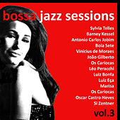 Bossa Jazz Sessions Vol. 3, 17 Rare Early Brazilian Greats by Various Artists