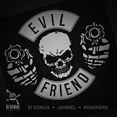 Evil Friend by Stephen Di Genius McGregor